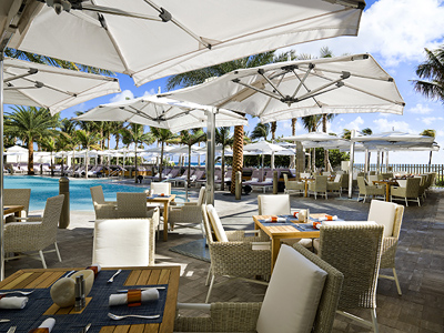 Drinks and Delights at Fresco Beach Bar & Grill